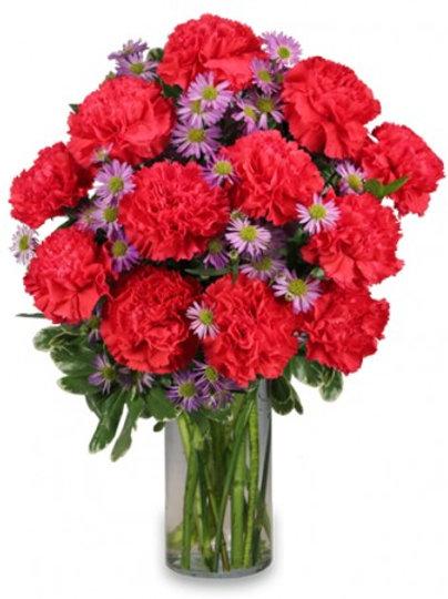 Carnation Vase Design