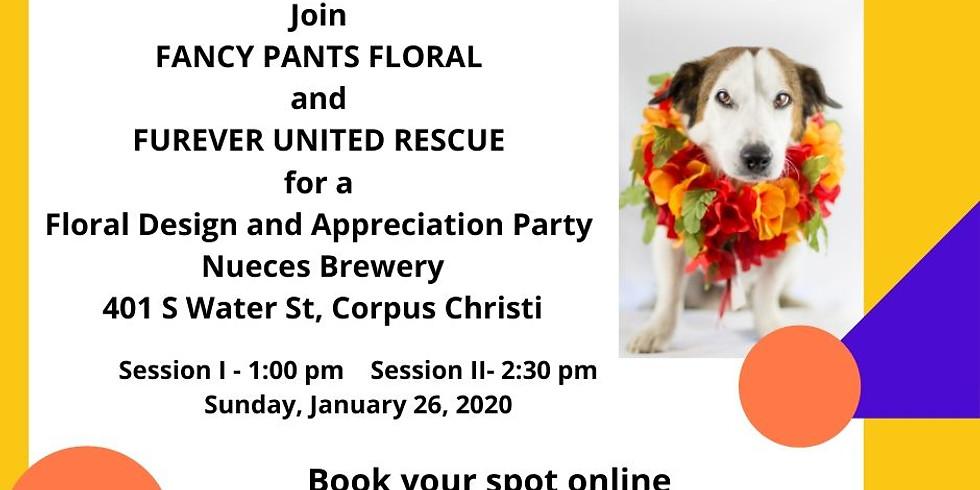 Fabulous Flowers & Furever Friends Design Party Session 2