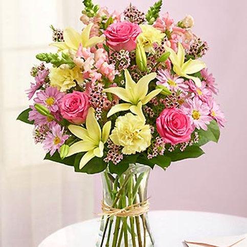 Seasonal Flower- Mixed Vase