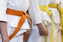 Martial Arts-Klasse
