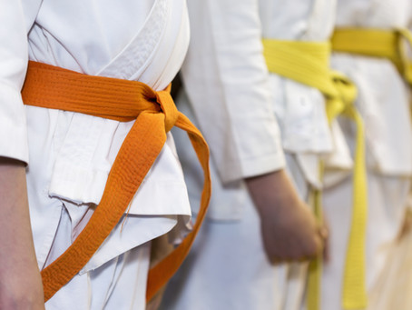 The Virtue of Belt Tying-3 tips for personal patience.