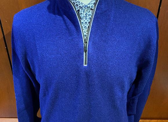 Sebonack Quarter Zip Sweater