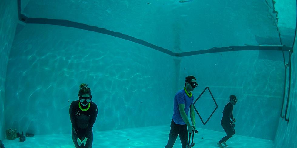Intro to Freediving Course + Surf Survival Training - Calgary, Alberta