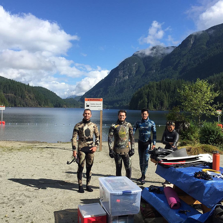 Freediver Course - Open Water Wave 1 - Vancouver, BC