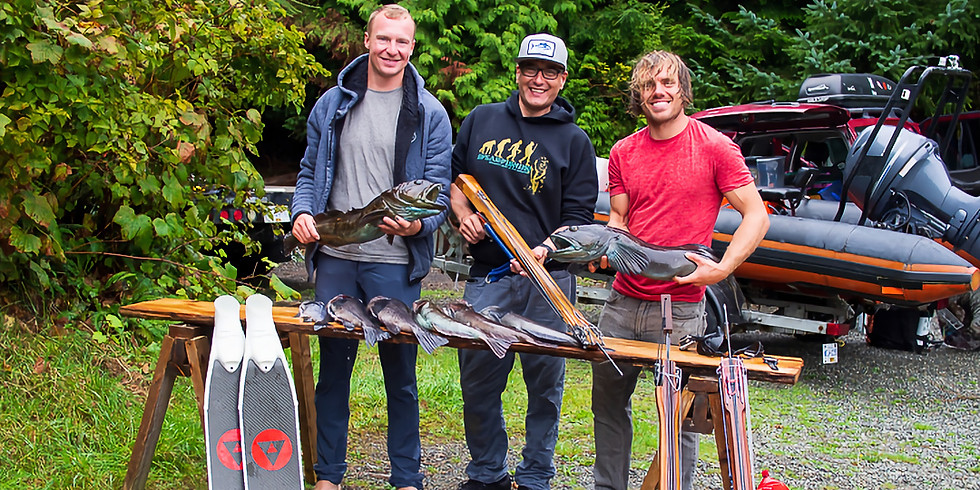 Spearfishing & Harvesting Expedition - Ucluelet, BC