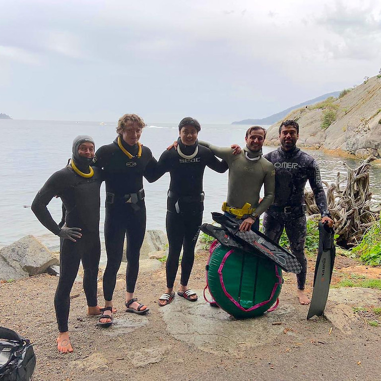 Advanced Freediver Course - Wave 2 - Vancouver, BC