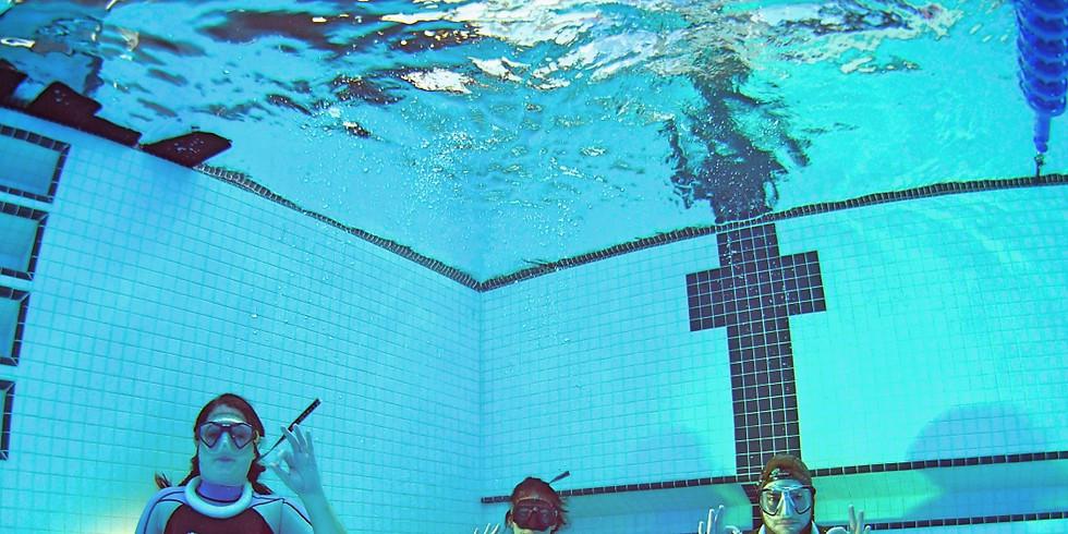 Intro to Freediving Course - Calgary, Alberta