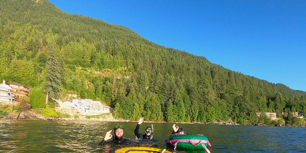 Advanced Freediver Course - Vancouver, BC