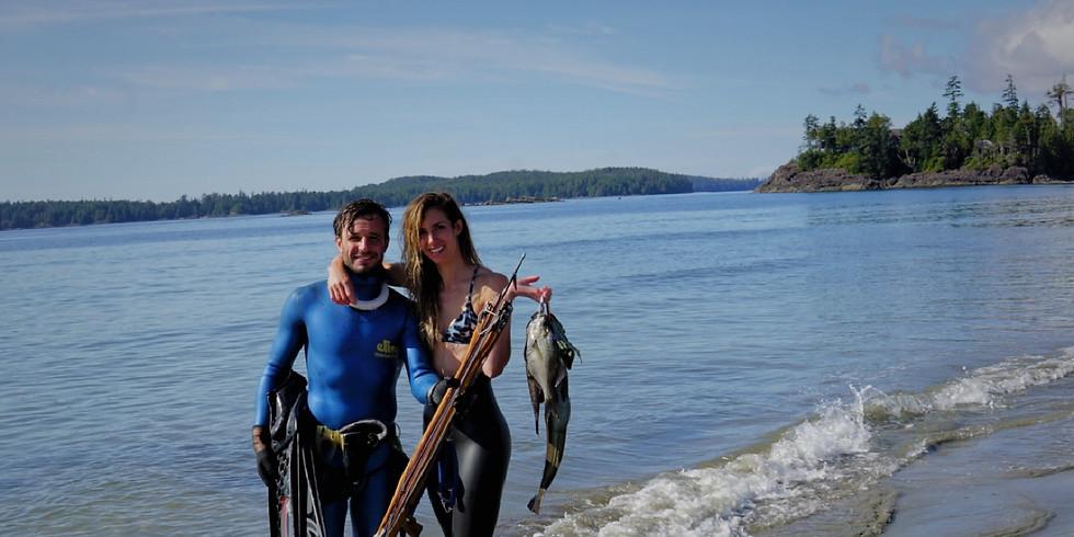 Spearfishing 101 Workshop - Ucluelet, BC