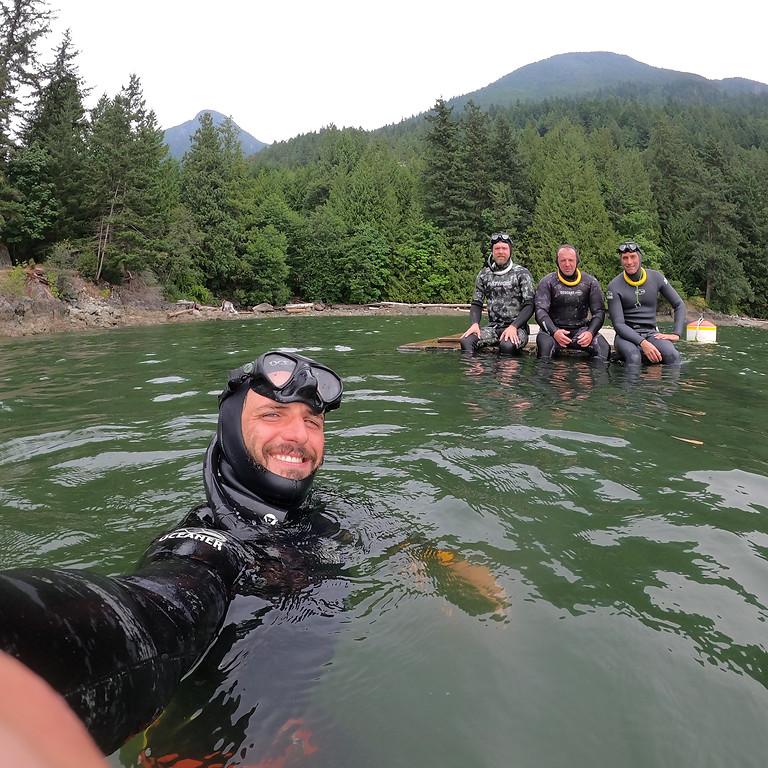 FULL DAY - Coaching & Training - Howe Sound, BC