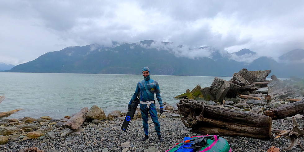 Private Course - Molchanovs Lap 1 Freediver - Vancouver, Canada