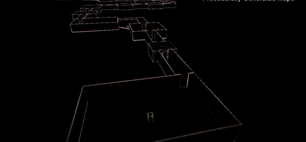 Procedural Dungeon Prototype (2014) [UE3]