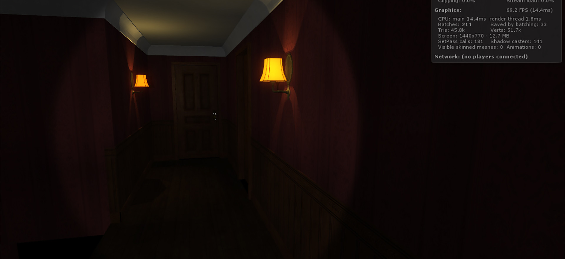 Untitled VR Horror Project (TBA) [Unity · Horror Adventure]