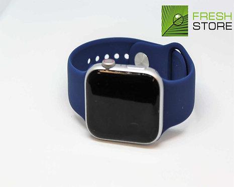 Ремешок силиконовый для Apple Watch цвет синий 38/40ММ