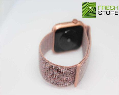 Ремешок нейлоновый для Apple Watch цвет золотистый 42/44ММ