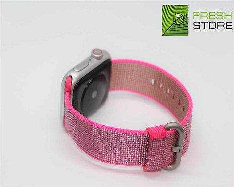Ремешок COTEetCI для Apple Watch цвет Розовый 38/40ММ
