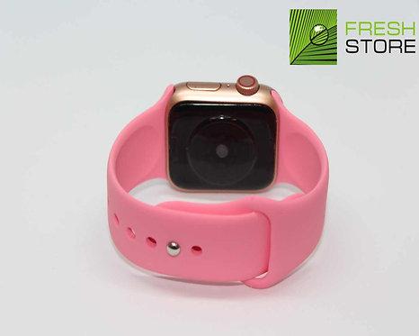Ремешок спортивный для Apple Watch цвет розовый 38/40ММ