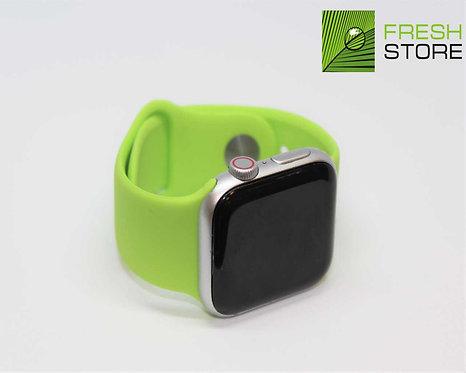 Ремешок спортивный для Apple Watch цвет зеленый 38/40ММ