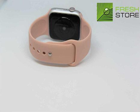 Ремешок спортивный Gurdini для Apple Watch цвет розовый 42/44ММ