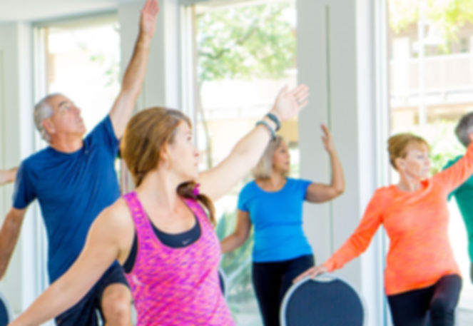 Yoga for 50 plus and seniors