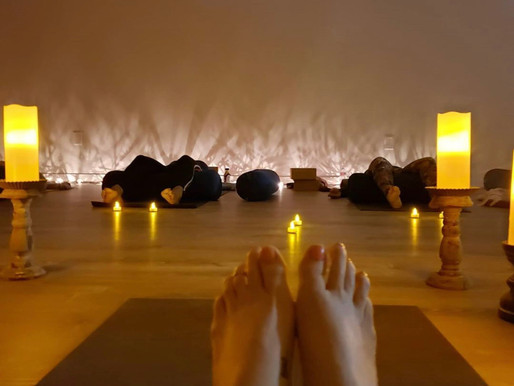 Yoga Nidra – If you're looking for deep relaxation, this form of yoga can help.