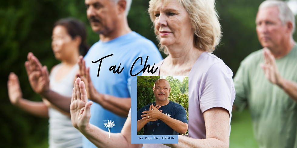 PAST EVENT - Sold Out - Tai Chi w/ Bill Patterson
