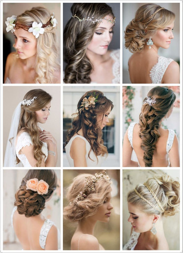 2016 Most Beautiful Wedding Hairstyles to Inspire You