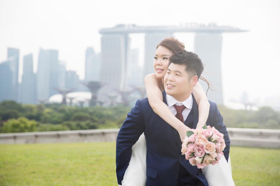 Singapore wedding photography dress planner bride