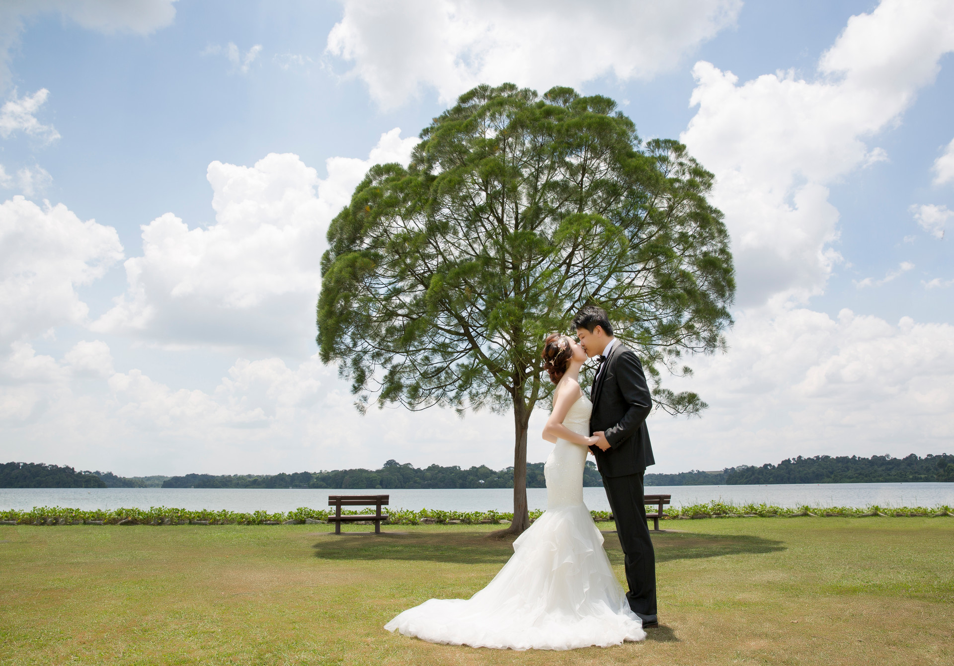 Singapore wedding photography dress planner bride