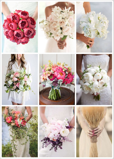 2016 Bridal Bouquet Trends