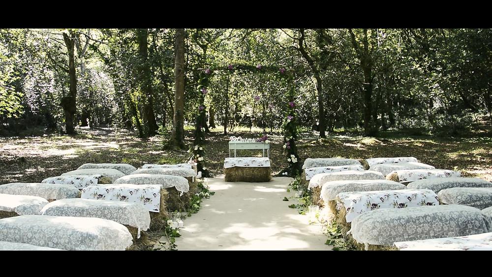 Vídeo de boda en San Roman de Escalante