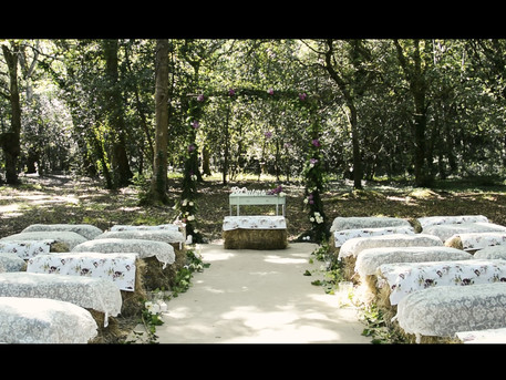 Una boda diferente en San Roman de Escalante
