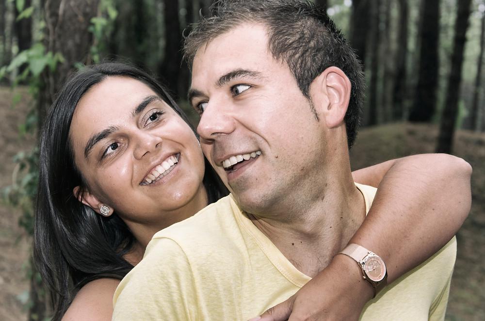 Entorno romántico para parejas