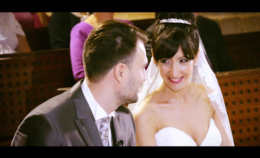 Vídeo de boda en Santander