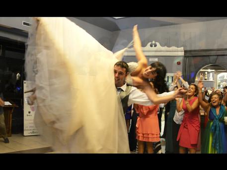 Una boda especial en el Palacio de Cimiano