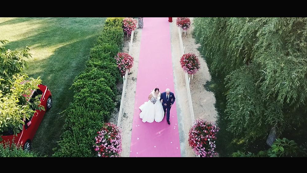 Vídeo de boda en Salamanca