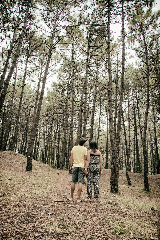 Fotos románticas de pareja