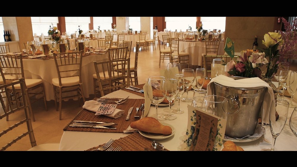 Boda en el hotel Olimpo de Isla