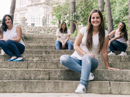 Despedida de soltera en el Palacio de la Magdalena de Santander
