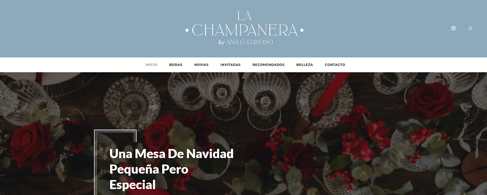La champanera by Ana G - Gayoso