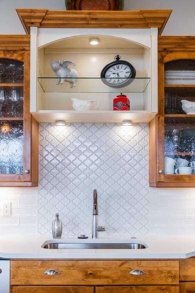 Kitchen and Tile Remodel