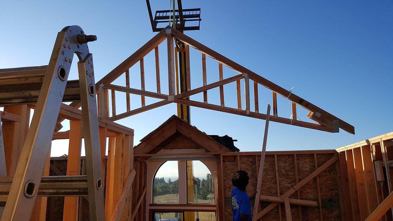 Fackler Construction Home Build
