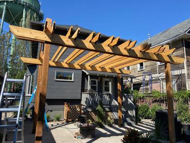 Backyard Design Remodel