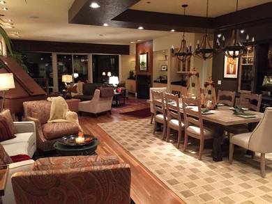 Living Room Design Remodel