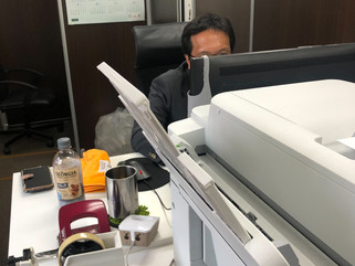 2020/11/20 新しい仲間のご紹介(*^_^*)