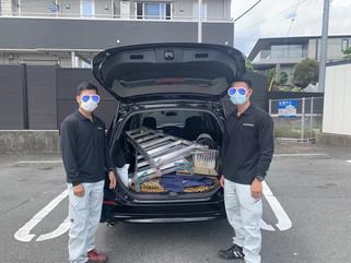 2021/8/2 基礎級(防水施工)検定!!