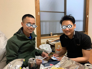 2021/3/28 ミニ交流会&懇親会(ベトナム人実習生)実施