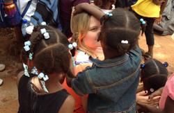 Making Friends In Haiti