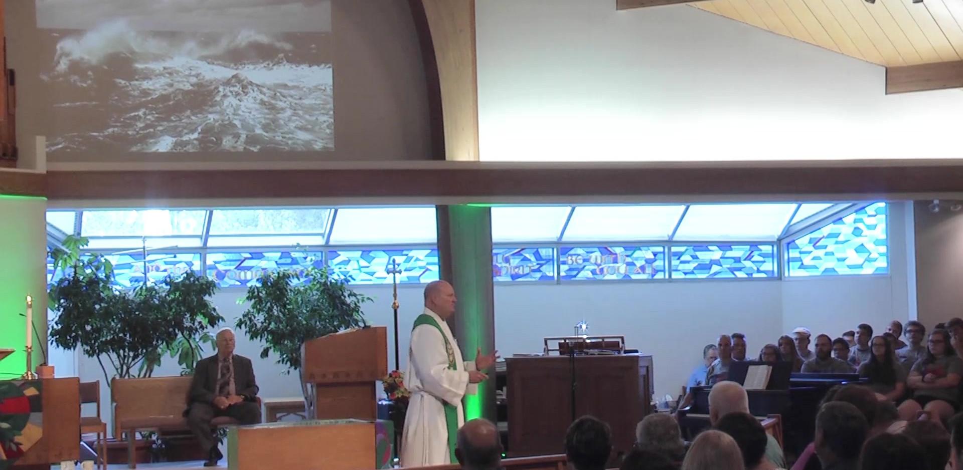 Sermon Clip- Traditional Worship