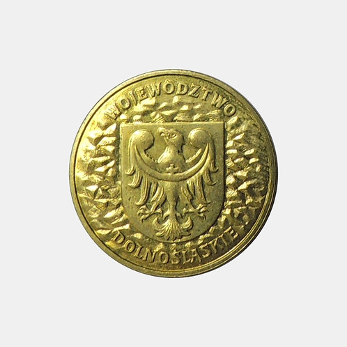 Польша 2 злотых 2004 года. Воеводство Нижняя Силезия.
